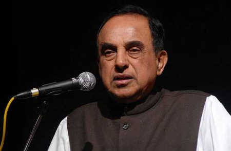 Subramanian Swamy.