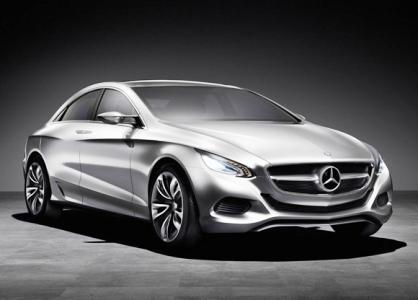 Mercedes-Benz F800.