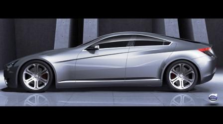 Volvo SC90 Concept.