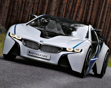 BMW Vision Efficient Dynamics.