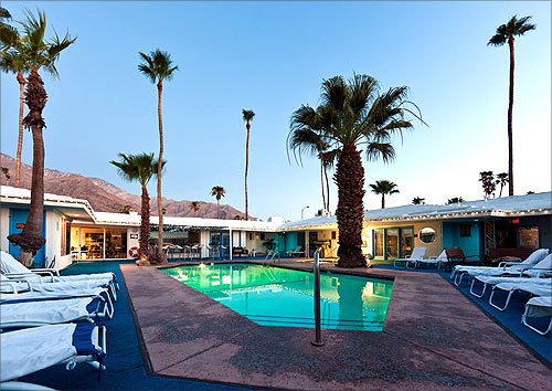 Palm Springs Rendezvous.