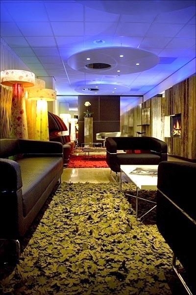 Qbic Hotel.