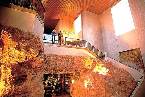 Desert Cave.