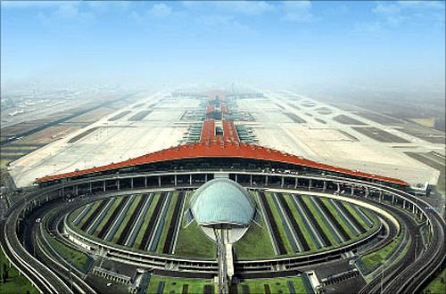 Beijing Capital International Airport.