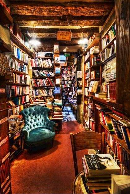 Shakespeare & Company, Paris.