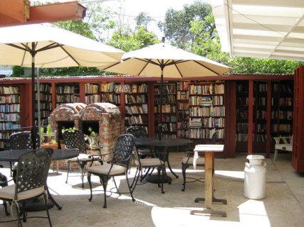 Bart's Books, Ojai.