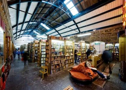 Barter Books.