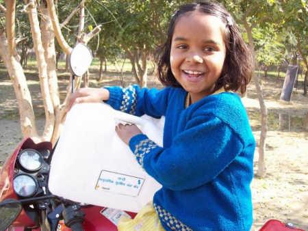 Naandi Community Water Services.
