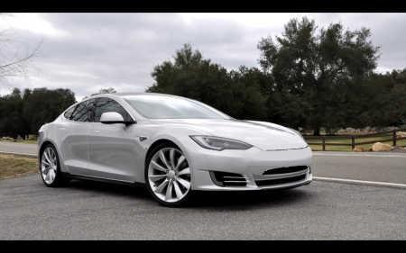 Tesla Motors.