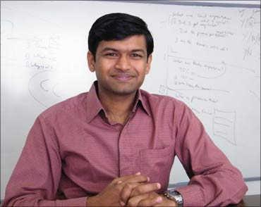Phanindra Sama, CEO, RedBus.