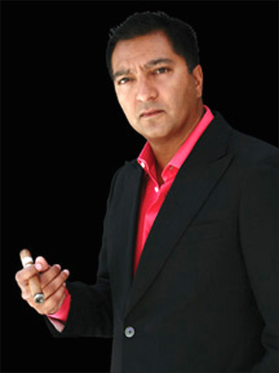 Rocky Patel.