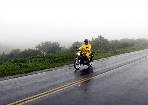 Panamerican highway.