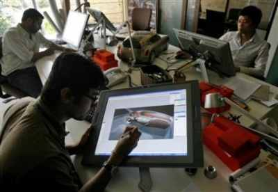 R&D growth: India, China, Brazil ahead of US