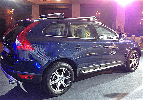 Volvo XC60.