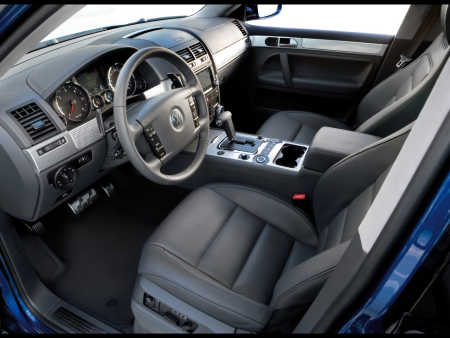 The interiors are graced by Nappa leather.