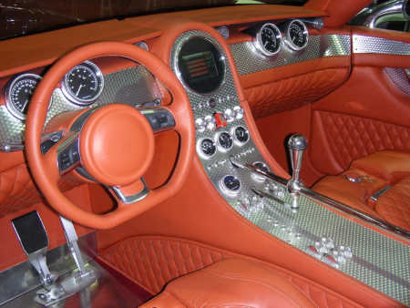It was unveiled at the 2006 Geneva Motor Show.