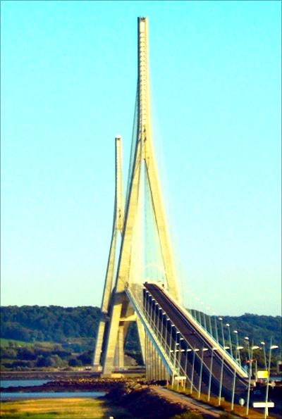 Pont de Normandie.