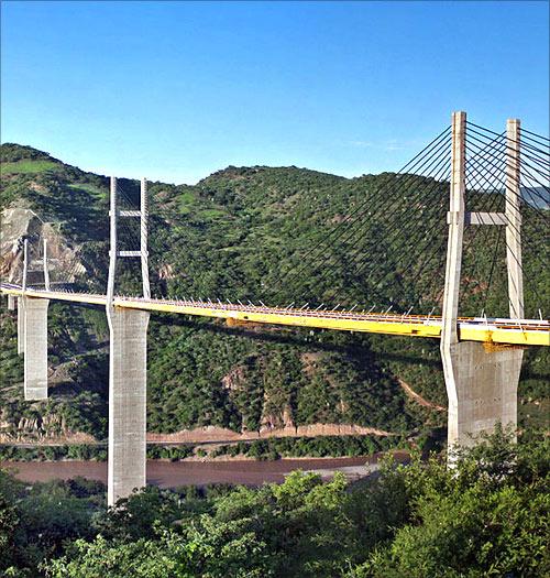 Mezcala-Solidaridad Bridge.