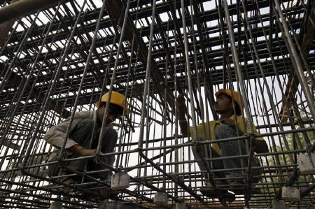 The share of infra was 48.5 per cent last year.