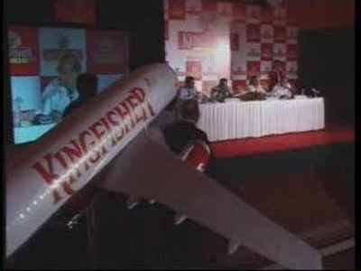 Kingfisher cancels 40 flights; hundreds stranded