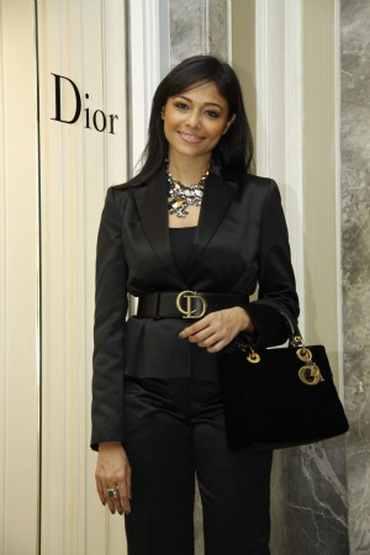 Kalyani Chawla of Christian Dior