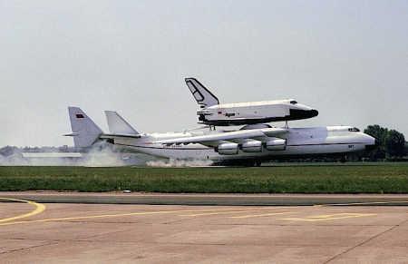 Antonov AN-225 Mriya.