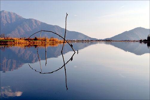 Nageen Lake.