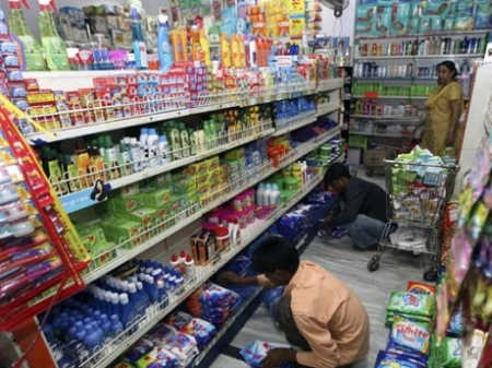 FMCG/FMCD will see 12.4 per cent rise in salaries.