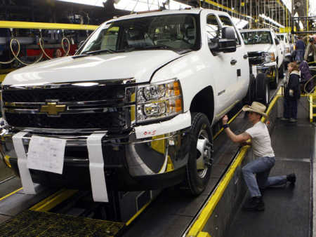 Automotive/vehicle manufacturing will see 12.4 per cent rise in salaries.