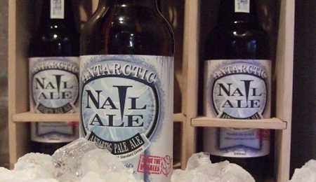 Antarctic Nail Ale.