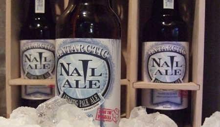 Antarctic Nail Ale.