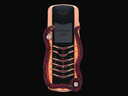 Vertu Signature Cobra.