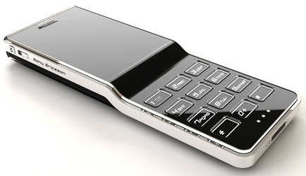 Sony Ericsson Black Diamond.
