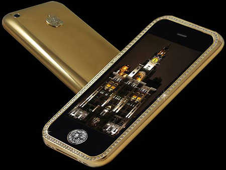 Goldstriker iPhone 3GS Supreme.