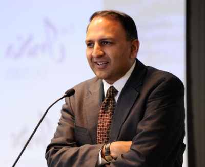 Meet the man who heads India's most vibrant think tanks