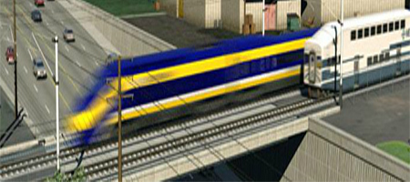 California high speed rail.