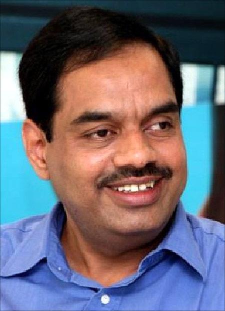 V Balakrishnan, CFO and Member of the Board, Infosys.