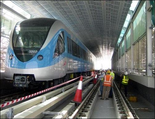 Dubai boasts of world's longest driverless metro network