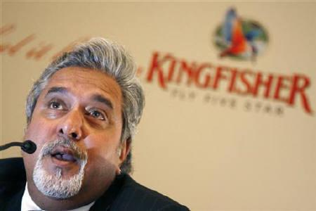 Vijay Mallya, Chairman, Kingfisher Airlines.