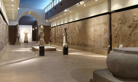 A museum in Baghdad.