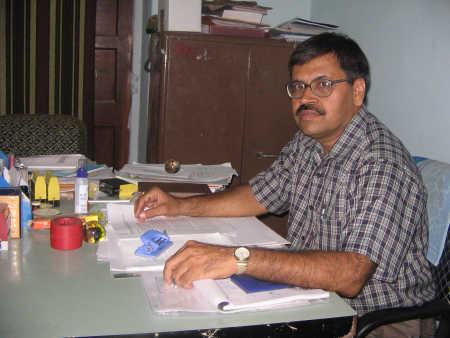 Prof. YK Vijay.
