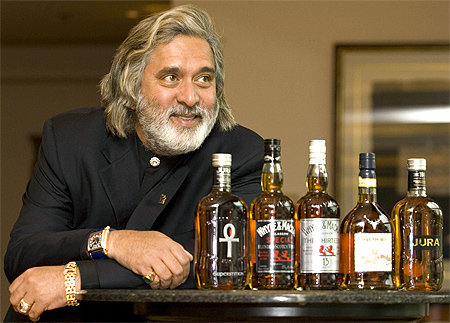 United Spirits, the next shaky ground for Mallya