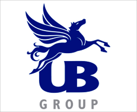 UB group logo.