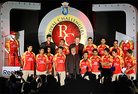 Royal Challengers, Bangalore.