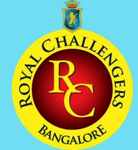 Royal Challengers Bangalore logo.