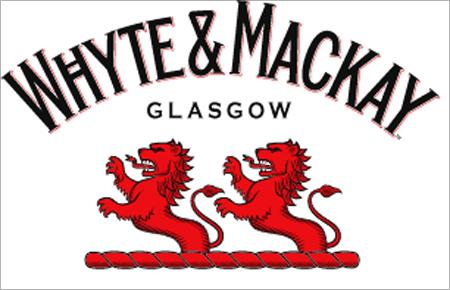 Whyte & Mackay logo.