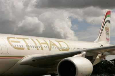Etihad, the UAE-based airline, is also keen to have discussed a tie-up.