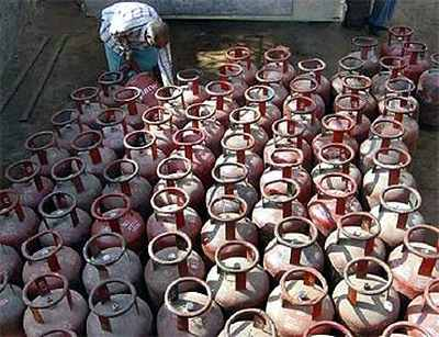 If you can't stand the LPG limit, build another kitchen