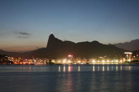 A view of Rio de Janeiro.