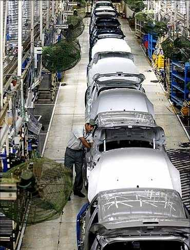 Automobile sector: Taxing times ahead